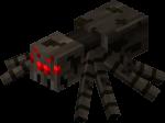 паук minecraft