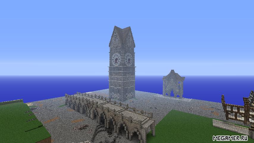 постройка для minecraft.