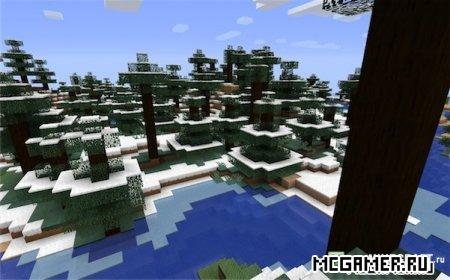 текстуры высокого разрешения для minecraft: