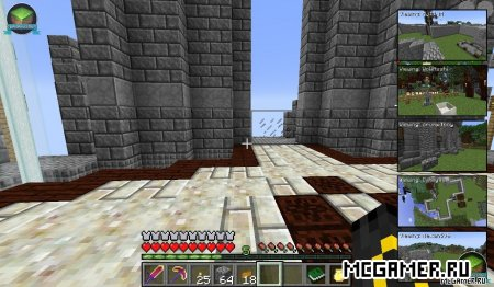 Picture in Picture мод для Minecraft 1.7.9