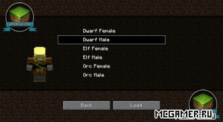 Мод More Player Models 2 для Minecraft 1.7.10