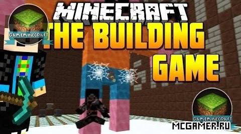 ����� The Building Game ��� Minecraft 1.8